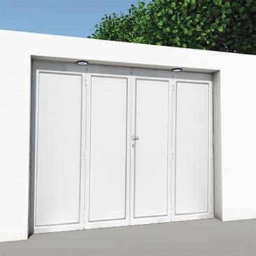 Porta de garagem alumínio...