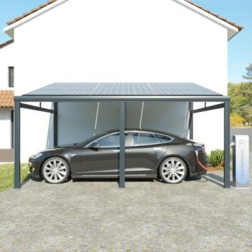 Abrigo de Viatura Solar...